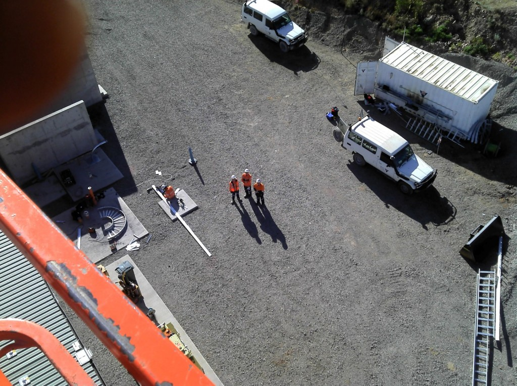 work at heights is WHS Safety and Training issue