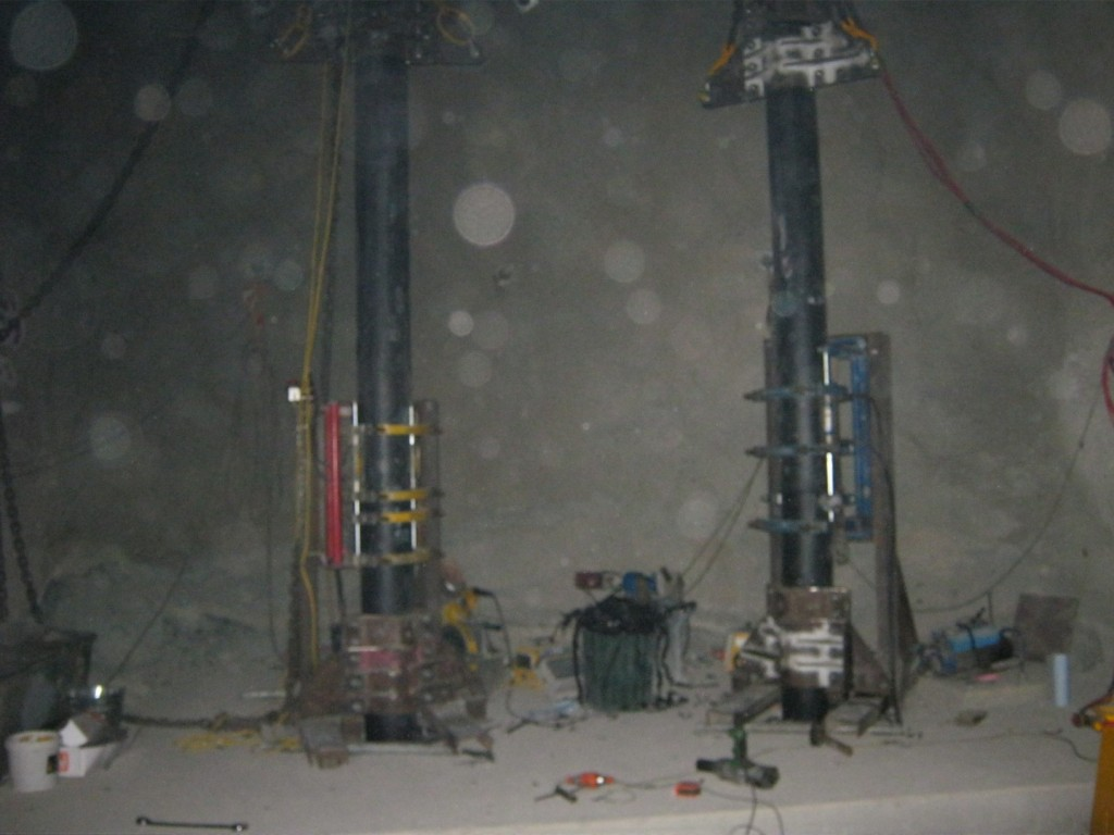 Drilling boleholes is a WHS safety and training issue