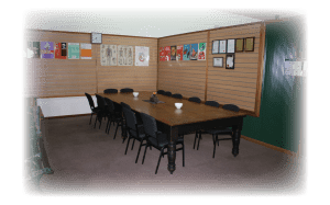 First Aid Training room 1