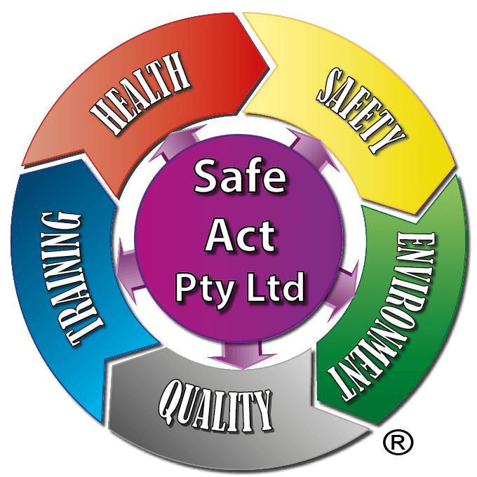 Safe Act Pty Ltd Logo